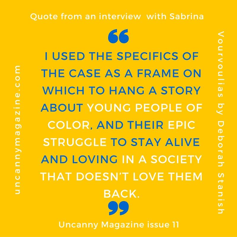 Uncanny quote 1