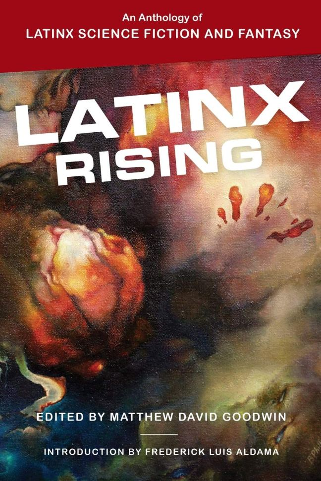 New Latinx Rising cover
