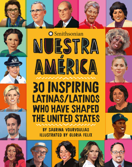 Nuestra América book cover - English